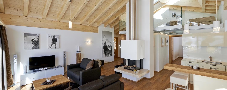 ... Studio Apartment In Zermatt ...